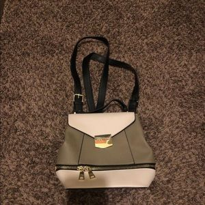 Steve Madden Backpack Purse. Gently Used.